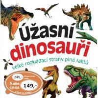 Bookmedia Úžasní dinosauři