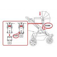 Valco Baby Adaptér pro pevnou korbu Q