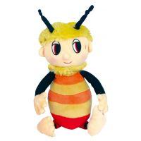 MIKRO 94278 - Včelí medvídek - Čmelda 29 cm plyšový s písničkami