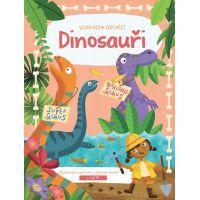 YoYo Books Velká kniha odpovědí Dinosauři