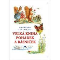 Sun Velká kniha pohádek a básniček