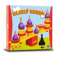 Blue Orange Veselý kurník společenská hra