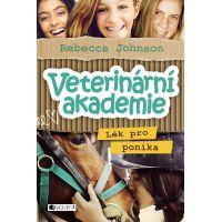 Fragment Veterinární akademie Lék pro poníka Rebecca Johnson