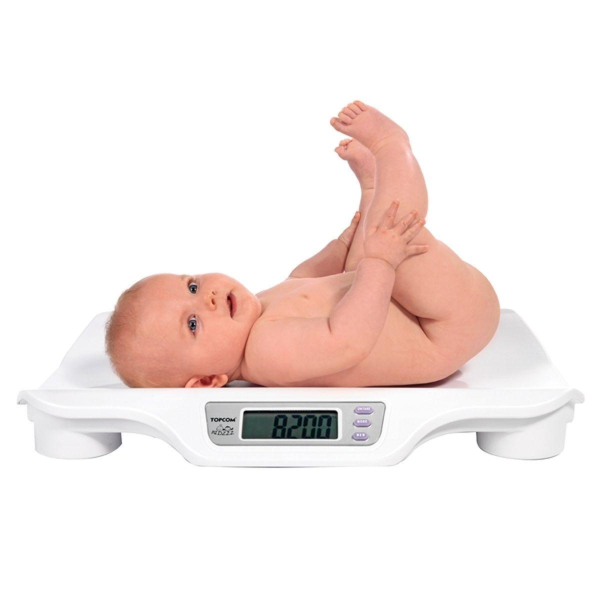 Váha dětská digitální 2010