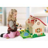 Viga Domeček pro panenky Eco 4