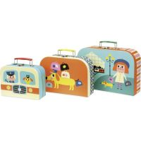 Vilac Set 3 kufríkov