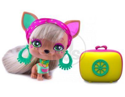 VIP Pets Mazlíček s kufříkem a doplňky Leah