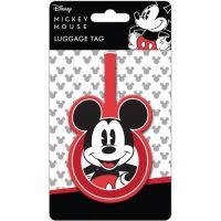 Visačka na kufr Mickey Mouse