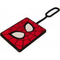 Visačka na kufr Spiderman