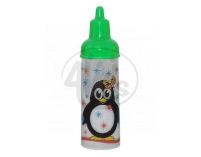 Vista Kojenecká lahvička s mlékem - Tučňák