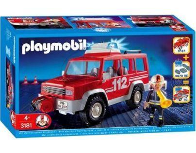 Playmobil 3181 Výjezdové auto