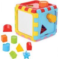 Pilsan Toys Vkládací kostka se zrcátkem