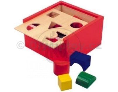 Woody 90001 - Vkládací krabička -  malá
