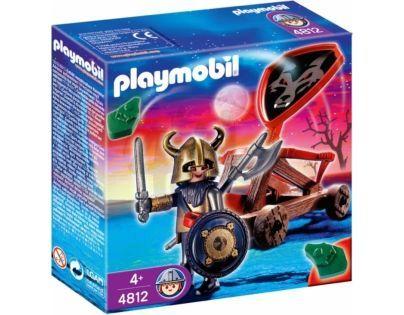 Playmobil 4812 - Vlčí rytíř s katapultem