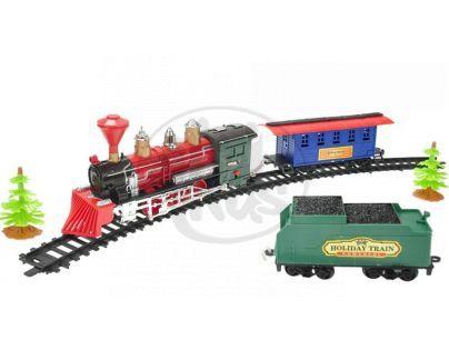Vlak s dráhou 196 cm