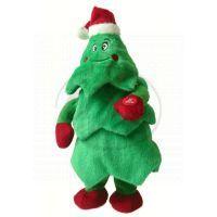 Made Vánoční stromeček zpívající tancující 31 cm