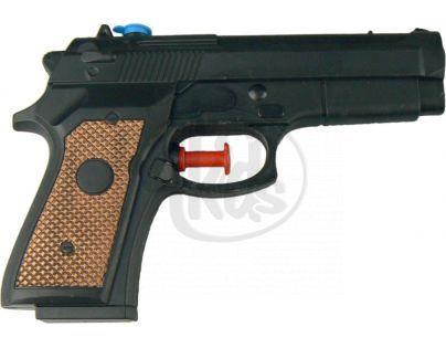 Vodní pistole 14 cm - Černá