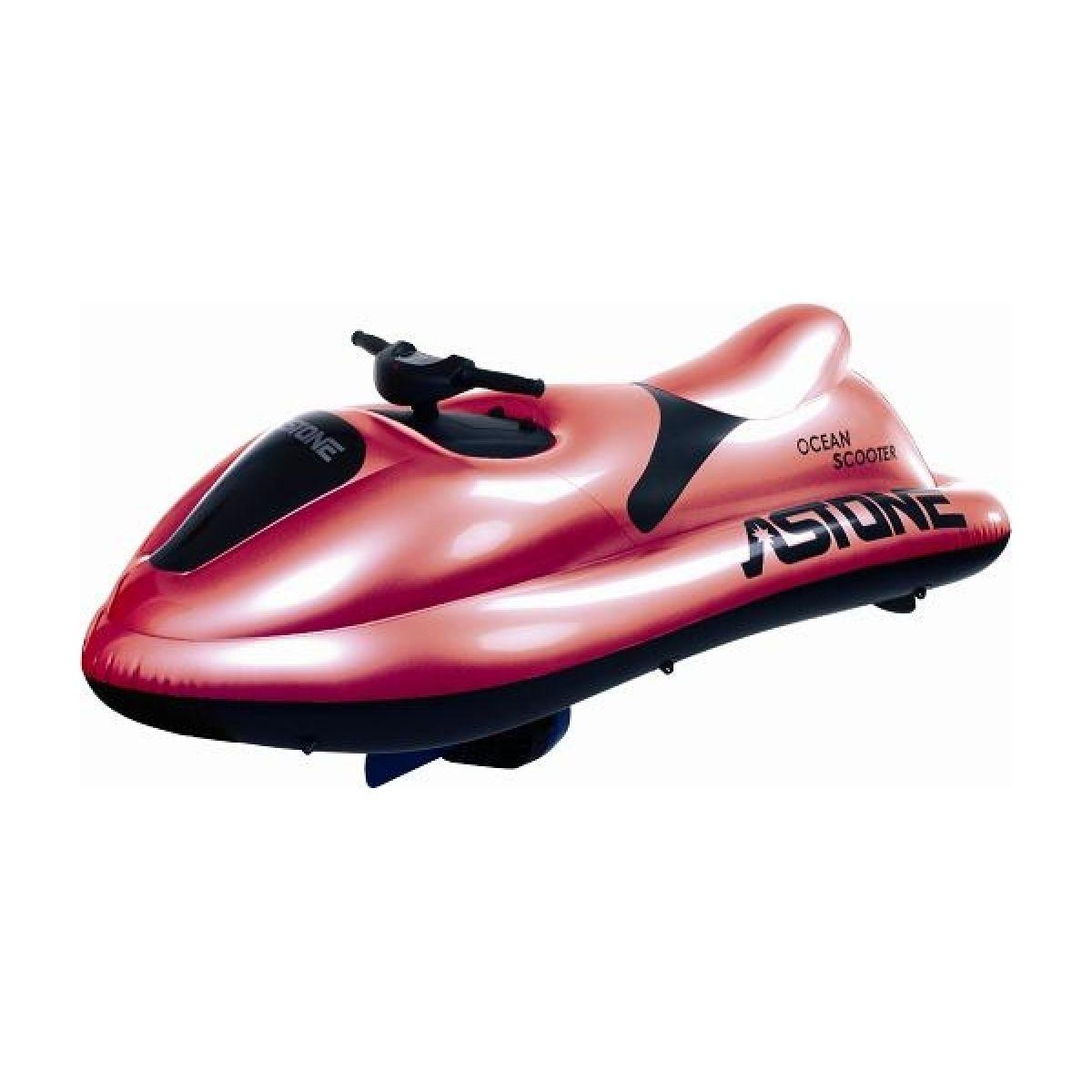 Vodní skútr Ocean Scooter - červený