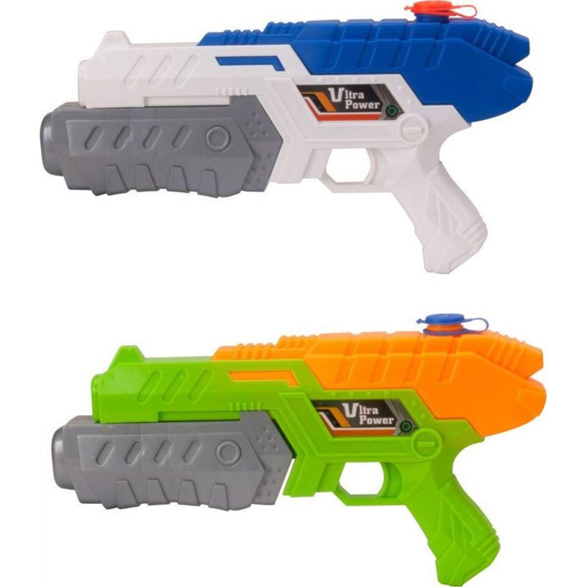 Alltoys Vodní pistole 30 cm - Bílá