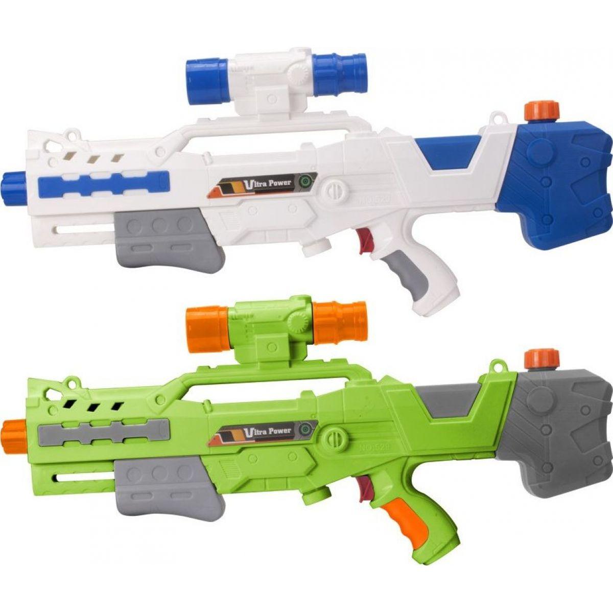 Alltoys Vodní pistole 60 cm s hledáčkem - Zelená