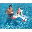 Intex 57539 Vodní vozidlo Letadlo s pistolí - Bílá 2