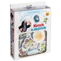 Toy 11100003 - Vodolepky Krtek a zajíček