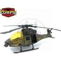 Lanard Vojenský set 33 cm - Vrtulník