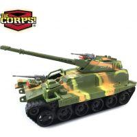 Lanard Vojenský set 33 cm - Tank