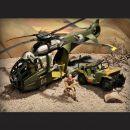 Lanard Vojenský vrtulník 47 cm 2