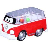 Epee Volkswagen autobus červený