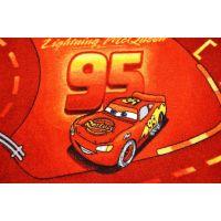 Vopi Cars koberec červený 133 x 165 cm 6