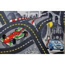 Vopi Cars koberec šedý 140 x 200 cm 5