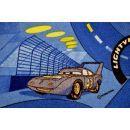 Vopi Cars koberec modrý 140 x 200 cm 4