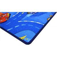 Vopi Cars koberec modrý 140 x 200 cm 3
