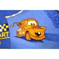 Vopi Cars koberec modrý 140 x 200 cm 5