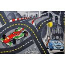 Vopi Cars koberec šedý 133 x 165 cm 5