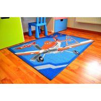 Vopi Dětský koberec Disney Planes 1 Dusty 95 x 133 cm 4