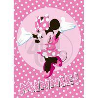 Vopi Disney koberec Minnie 95 x 133 cm