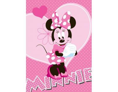 Vopi Disney Koberec Minnie obdélník 95 x 133 cm