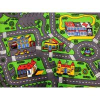 Vopi koberec City life 200 x 200 cm 3