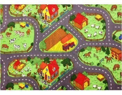 Vopi koberec Farma II. 140 x 200 cm