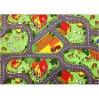 Vopi koberec Farma II. 200 x 200 cm