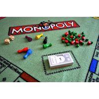 Vopi Monopoly koberec s figurkami 92 x 92 cm 2