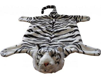 Vopi Předložka Tygr 3D bílý 50 x 85 cm