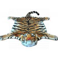 Vopi Předložka Tygr 3D hnědý 50 x 85 cm
