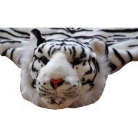 Vopi Předložka Tygr 3D bílý 50 x 85 cm 2