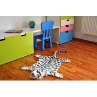 Vopi Předložka Tygr 3D bílý 50 x 85 cm 4