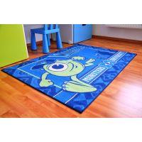 Vopi Příšerky s.r.o. Dětský koberec Monsters University 295 x 133 cm 5