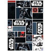 Vopi Star Wars koberec 95 x 133 cm