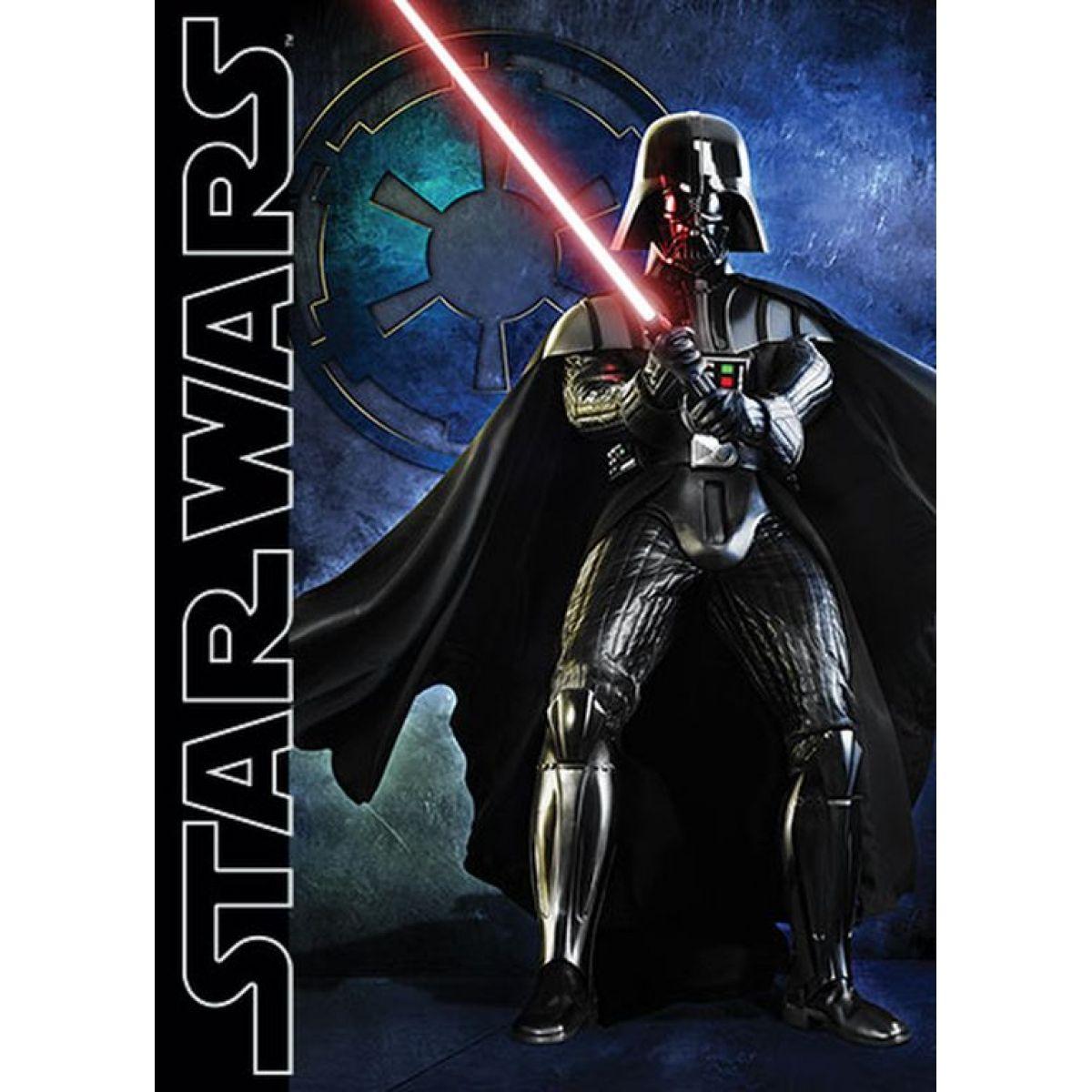 Vopi Star Wars Koberec Darth Vader 95 x 133 cm